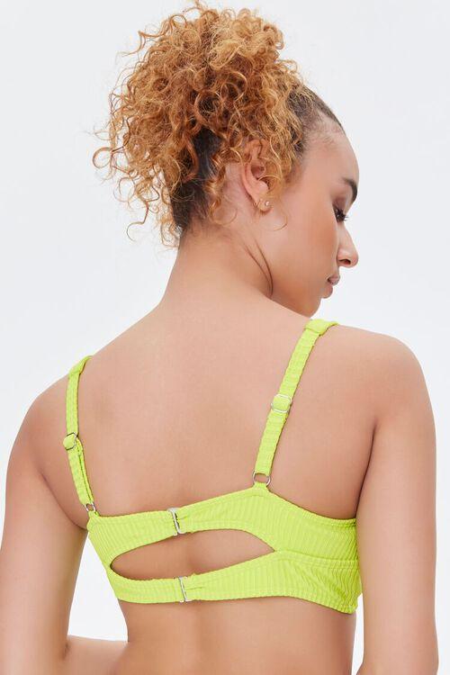 Ribbed Bikini Top, image 3
