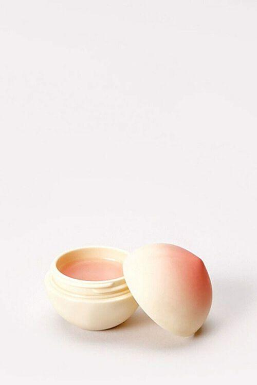 Mini Fruit Lip Balm – Peach, image 3