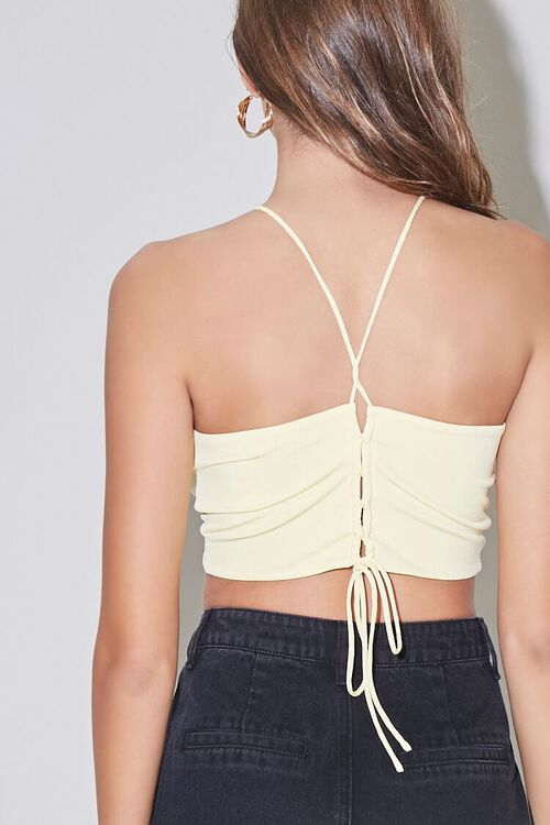 Cropped Halter Top, image 3