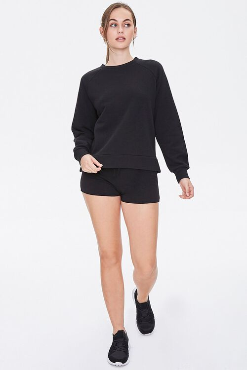 Active French Terry Pullover, image 4