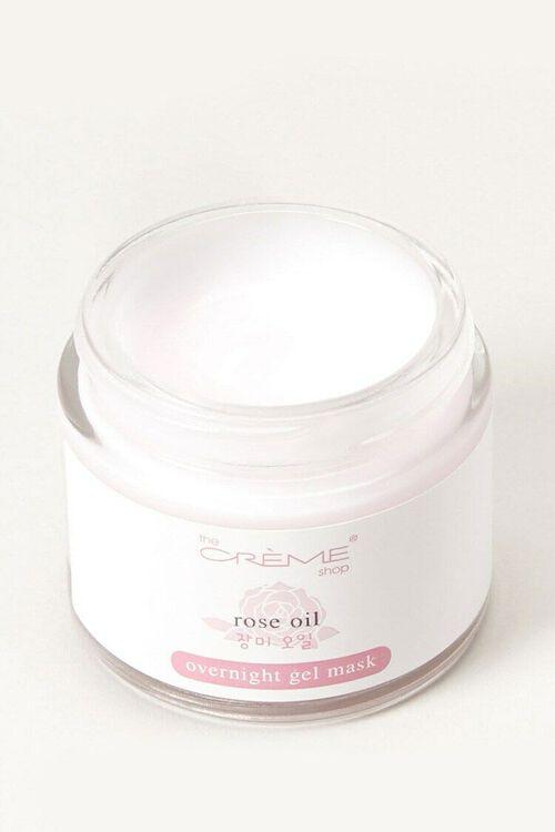 LIGHT PINK Rose Oil Overnight Gel Mask, image 1