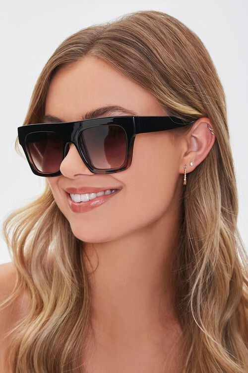 Square Frame Sunglasses, image 2