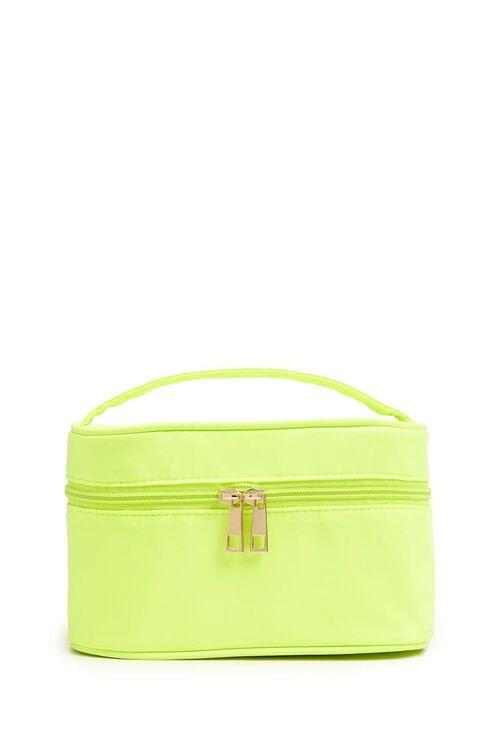Two-Way Zip Makeup Bag, image 1