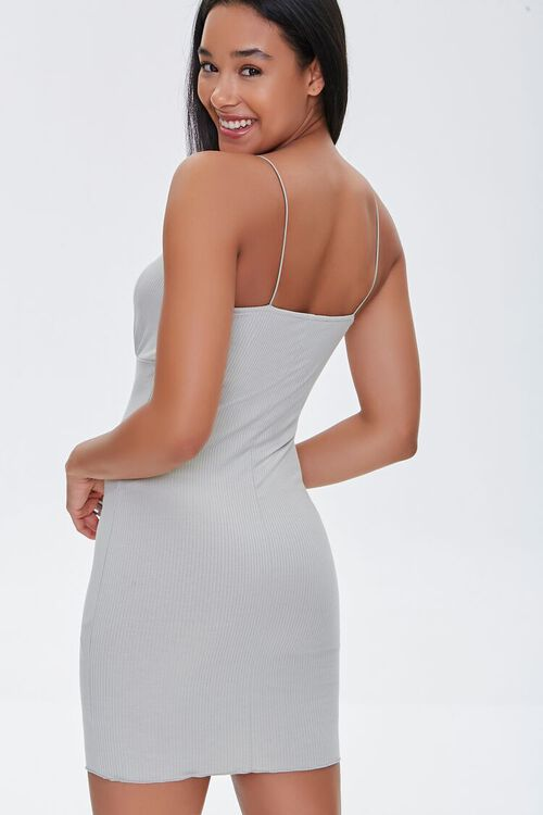 Bodycon Mini Cami Dress, image 3