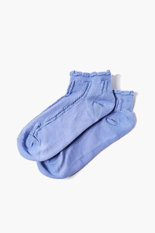Ruffled Ankle Socks, image 2