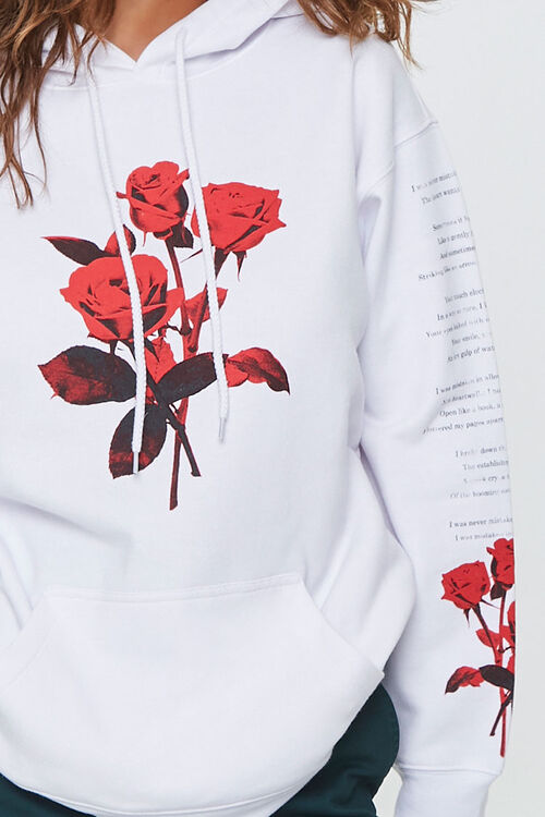 Rose Graphic Hoodie, image 5