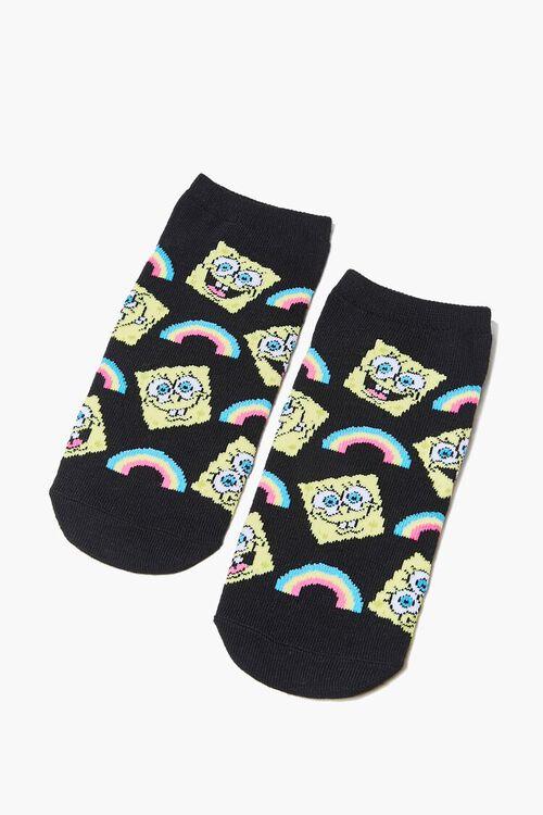 SpongeBob SquarePants Ankle Socks, image 2