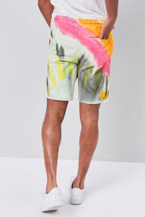 Tie-Dye Drawstring Shorts, image 4