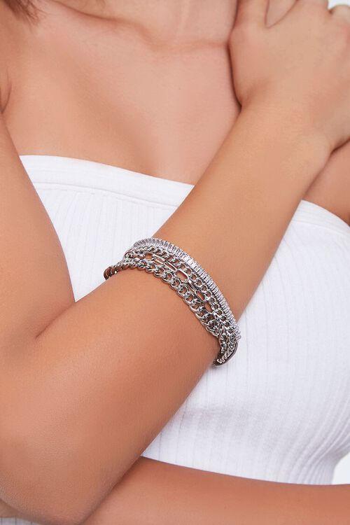 Layered Chain Bracelet, image 1