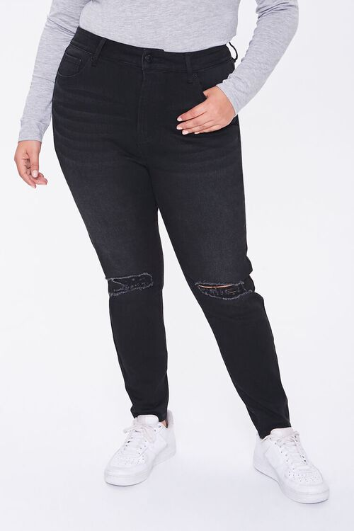 Plus Size Uplyfter Jeans, image 3
