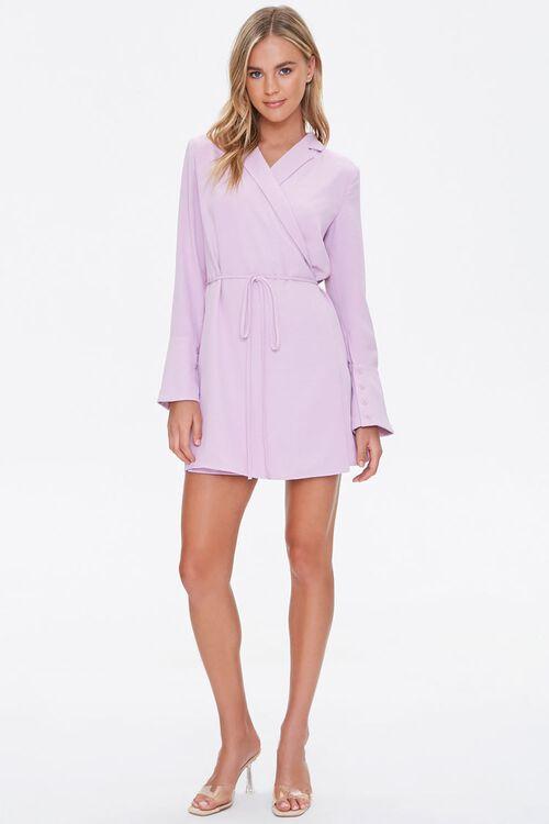 Mini Wrap Dress, image 4