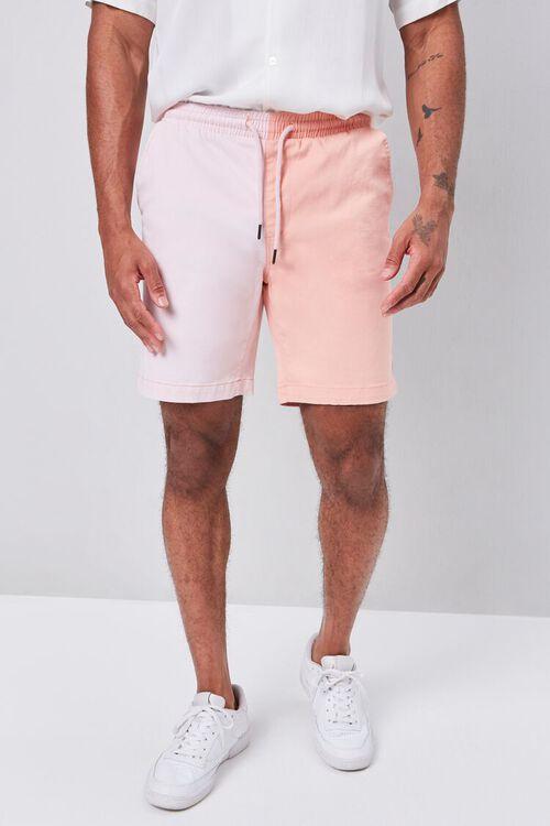 Colorblock Drawstring Shorts, image 2
