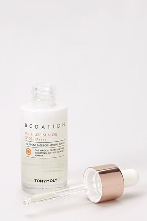 BCDation Multi-Use Sun Oil SPF 50, image 2