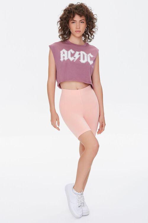 APRICOT Organically Grown Cotton Basic Biker Shorts, image 5