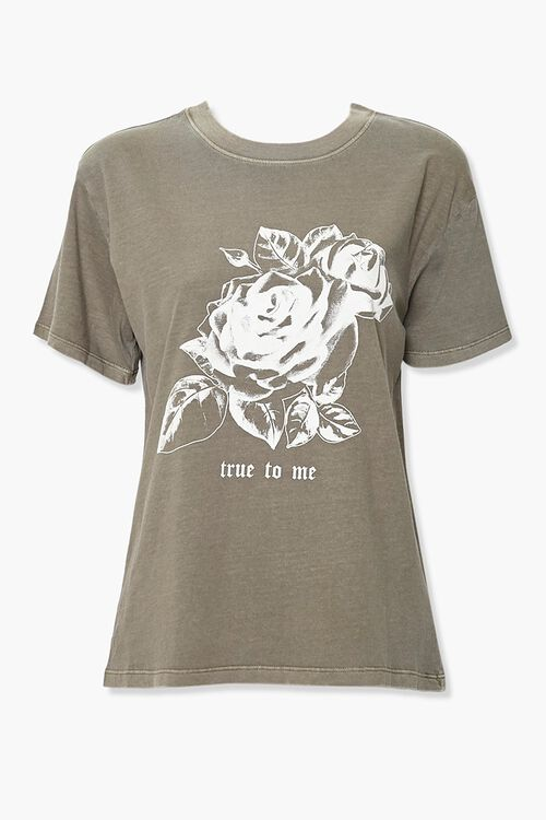 True To Me Graphic Tee, image 1