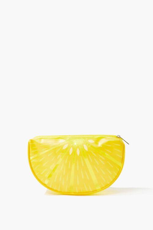 Citrus Design Curved Pouch, image 1