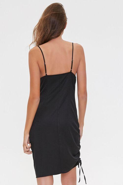 Jacquard Cowl Mini Dress, image 3