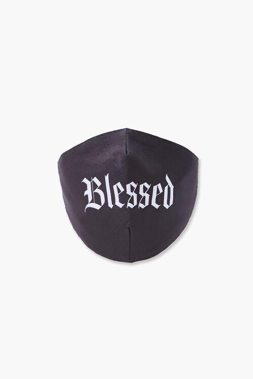 Men Blessed Face Mask, image 1