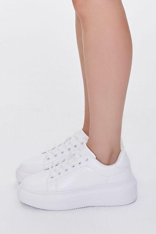 Low-Top Platform Sneakers, image 2