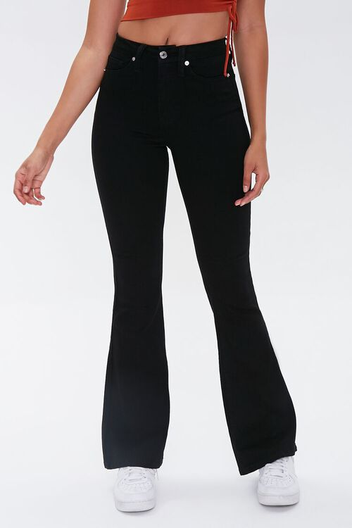 Curvy Flare Jeans, image 2