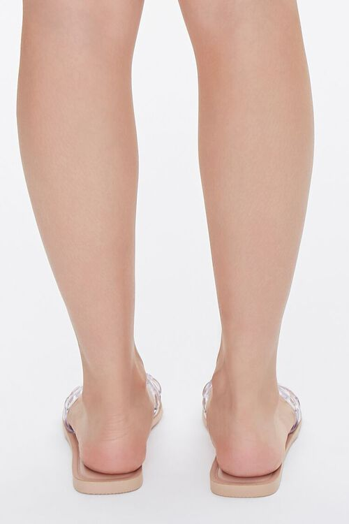 Clear Chain-Strap Sandals, image 3