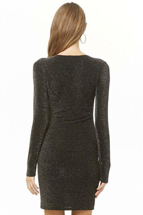 Metallic Knit Dress, image 3