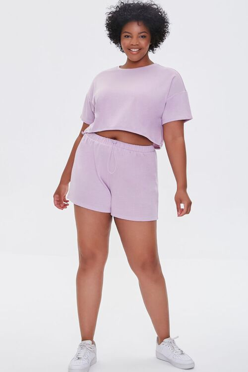 Plus Size French Terry Tee, image 4