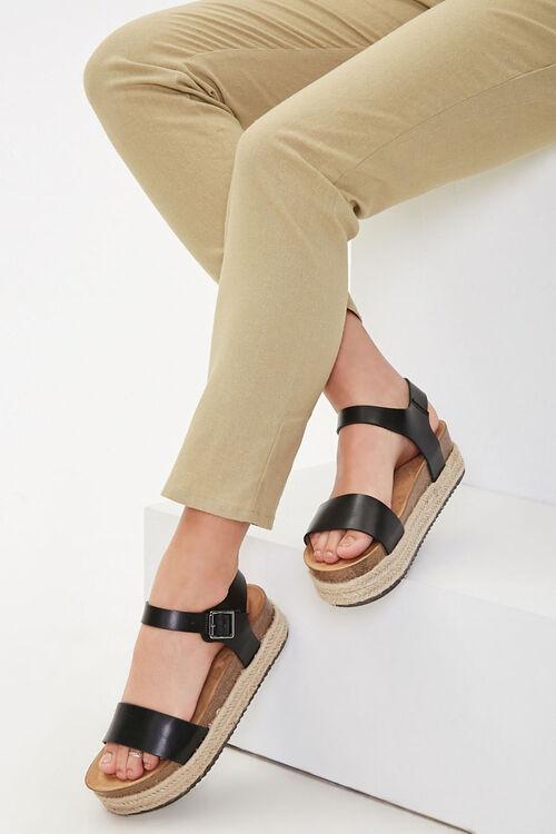 Espadrille Platform Sandals, image 1