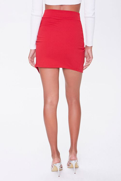 Tulip-Hem Mini Skirt, image 3