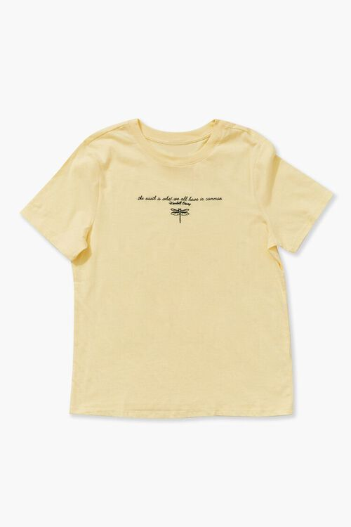 Dragonfly Graphic Tee, image 1