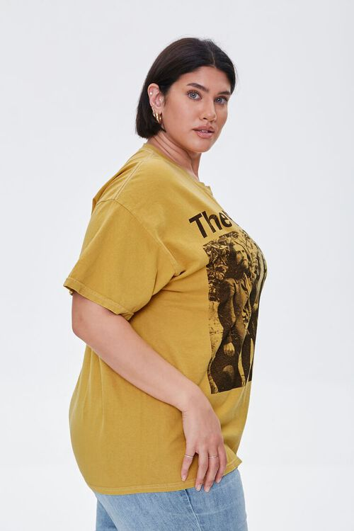 Plus Size The Beatles Graphic Tee, image 2