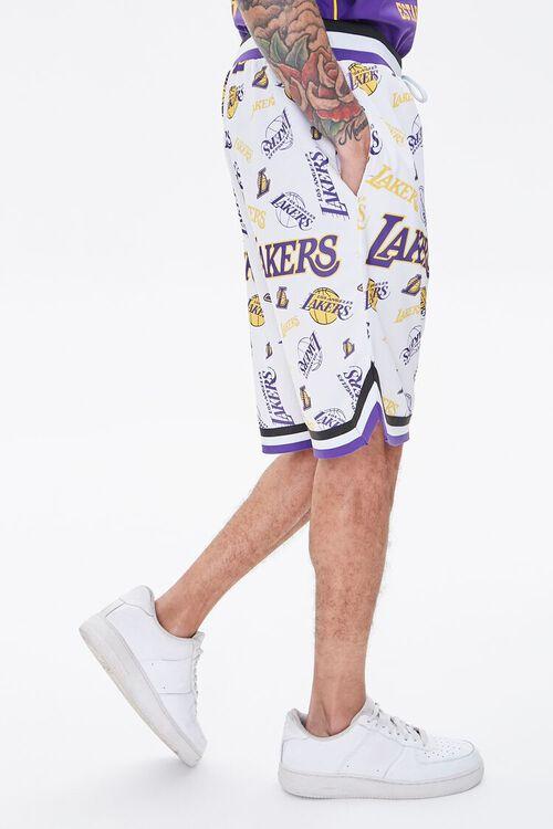 Lakers Print Shorts, image 3