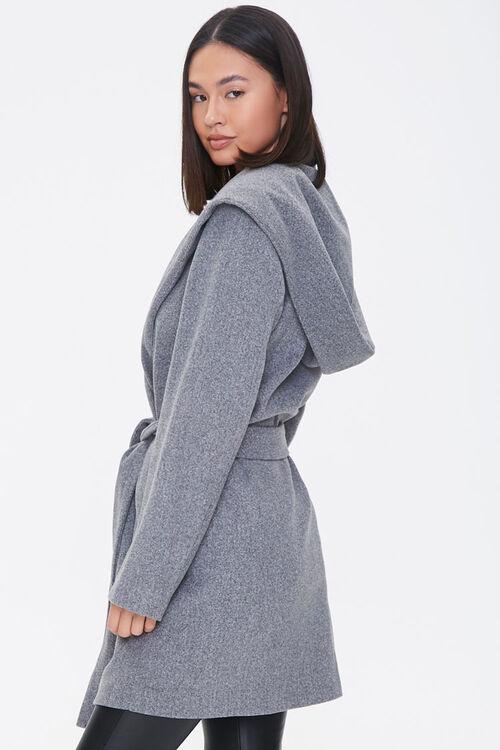 Hooded Wrap Jacket, image 2