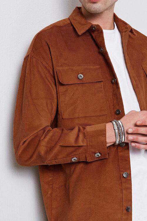 Corduroy Button-Down Jacket, image 5