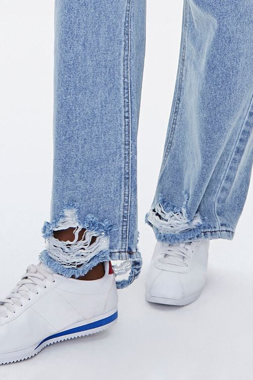 Crisscross High-Rise Straight Jeans, image 5