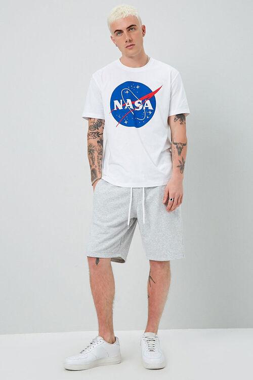 WHITE/MULTI NASA Logo Graphic Tee, image 4