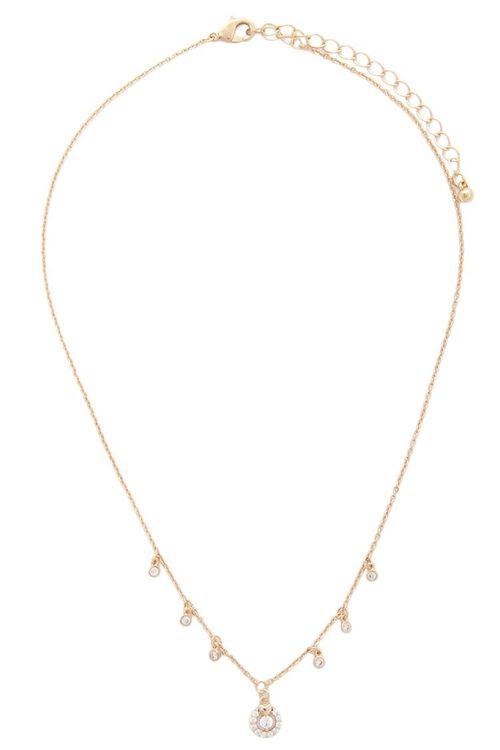 Rhinestone Necklace Set, image 3
