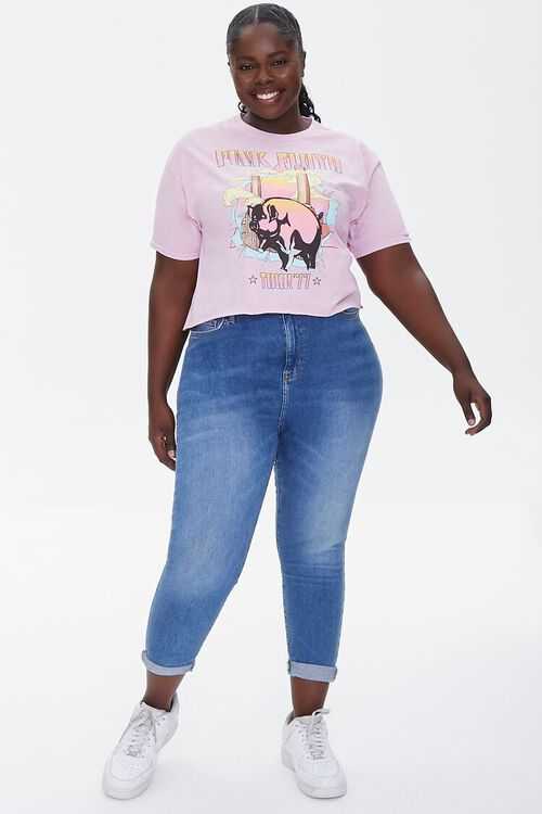 Plus Size Pink Floyd Graphic Tee, image 4