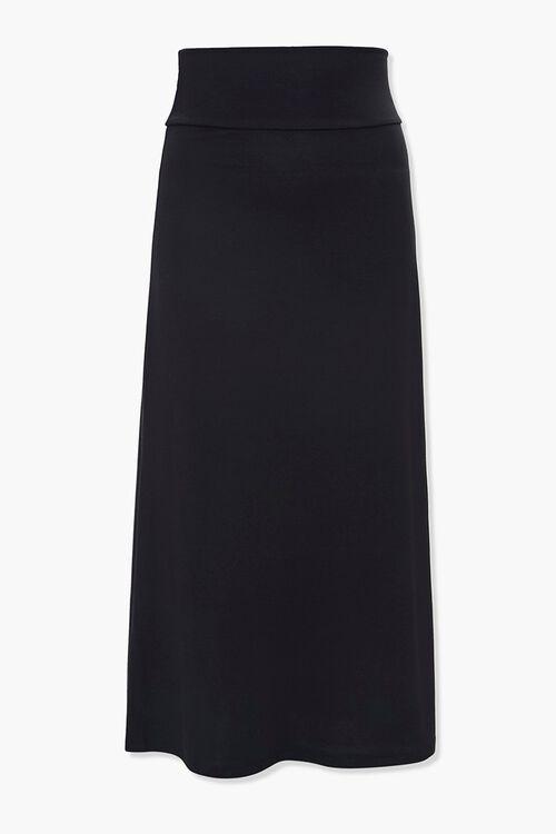 Plus Size Banded Maxi Dress, image 1