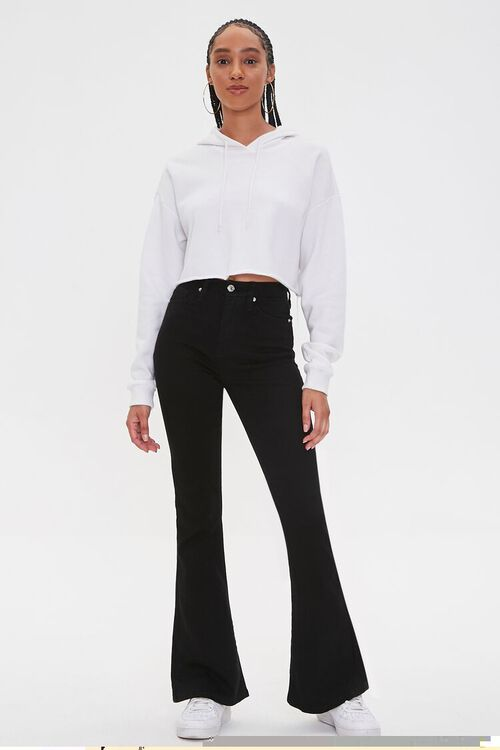Curvy Flare Jeans, image 1