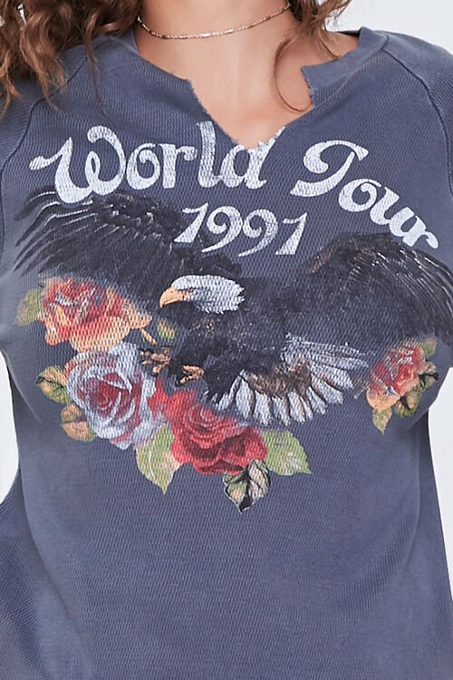 World Tour Graphic Top, image 5