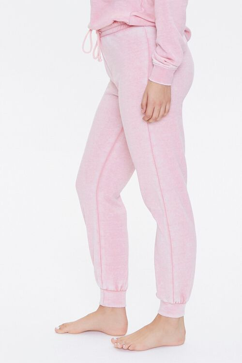 French Terry Pajama Joggers, image 3