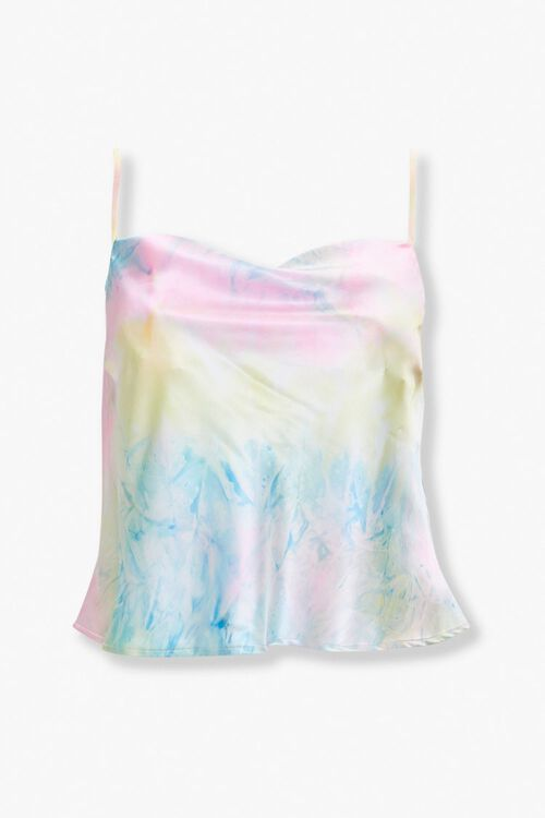 Plus Size Satin Cloud Wash Cami, image 1