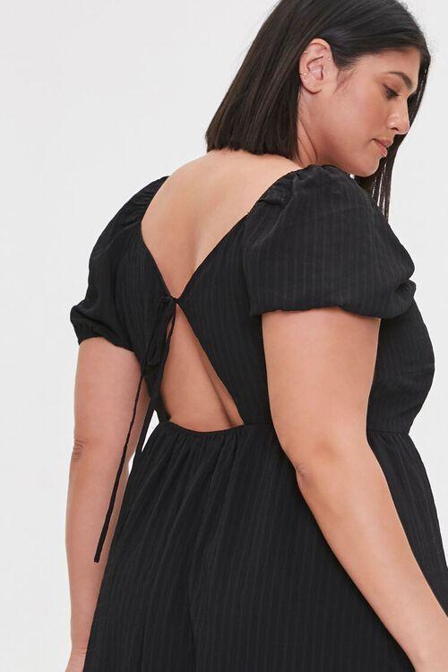Plus Size Cutout-Back Maxi Dress, image 4