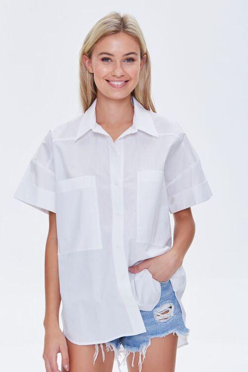Cotton Shirt Tunic, image 2