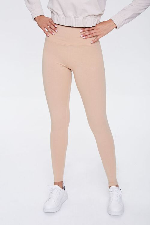 Basic High-Rise Leggings, image 2