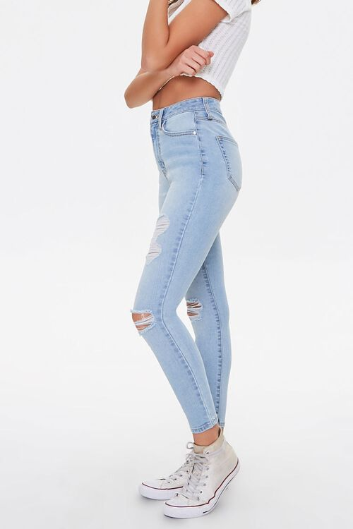Distressed Super High-Rise Jeans, image 3