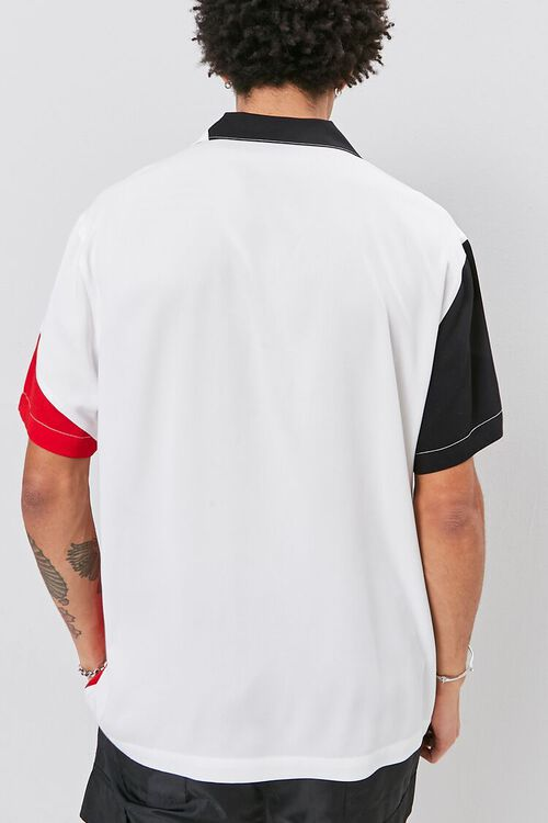Classic Fit Colorblock Shirt, image 3