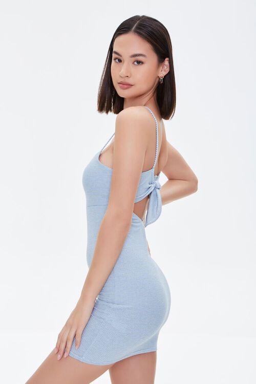 Tie-Back Bodycon Dress, image 2