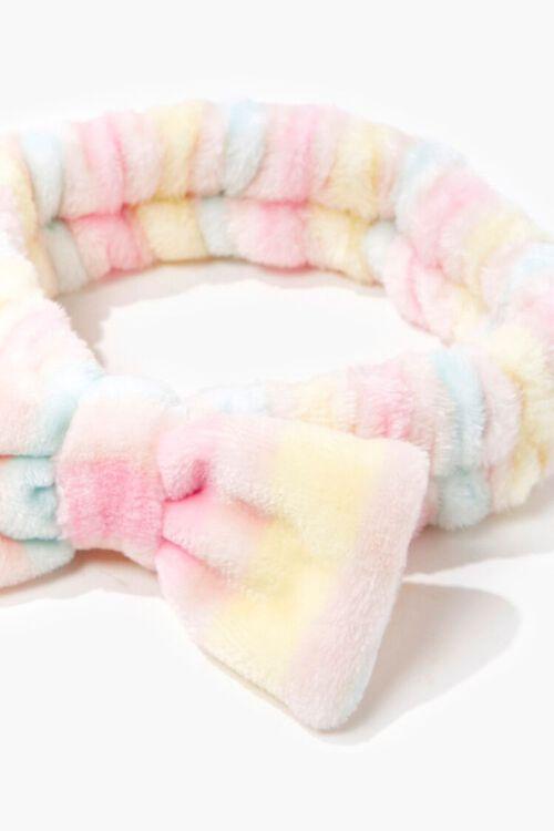 Cloud Wash Bow Headwrap, image 3